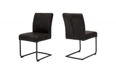 Designová stolička Karla / černá