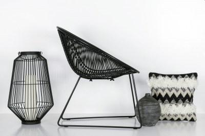 Designová stolička Lenny / černá