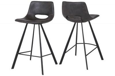 Barová židle Izabella / černá