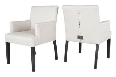 Jídelní židle Marta s područkami / béžová