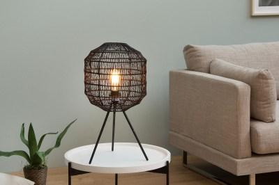 Stolní lampa Hash / černá