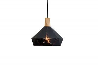Závesné svietidlo Sweden / čierna