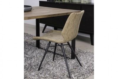 Jídelní židle Alana / hnědá