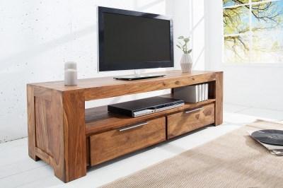 Luxusní TV stolek Timber masiv 135 cm