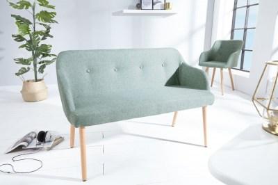 Designová lavice Sweden limetková