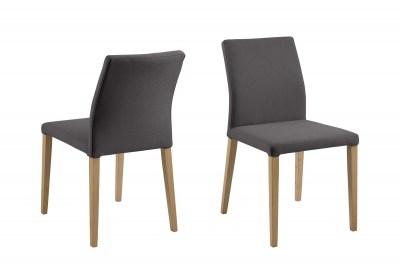 Jídelní židle Alto tmavě šedá