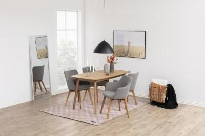Jídelní stůl Naiara 150 cm dub