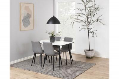 Jídelní stůl Nayeli 120 cm bílý