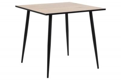 Jídelní stůl Nayeli 80 cm divoký dub