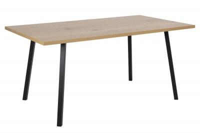 Jídelní stůl Neave 160 cm divoký dub