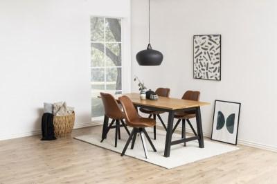 Jídelní stůl Neel 220 cm divoký dub