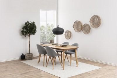 Jídelní stůl Neelam 180 cm dub