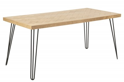 Jídelní stůl Neila 160 cm popel