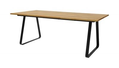 Jedálenský stôl Nidia 200 cm divoký dub