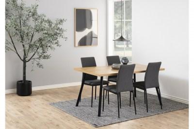 Jídelní stůl Niki 160 cm divoký dub V nohy