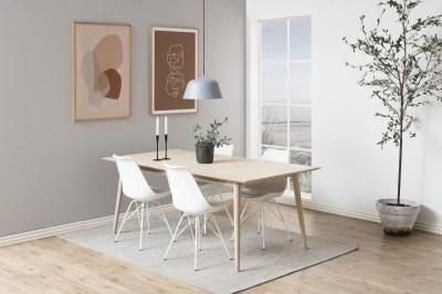 Jídelní stůl rozkládací Nadia 200/300 cm dub