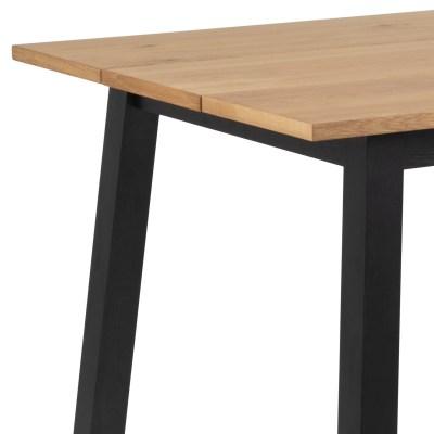 Jedálenský stôl rozkladací Nadida 200/290 cm dyhové dosky