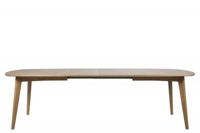 Jedálenský stôl rozkladací Nahla 180/270 cm dub