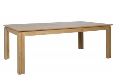 Jedálenský stôl rozkladací Nike 200/404 cm dub