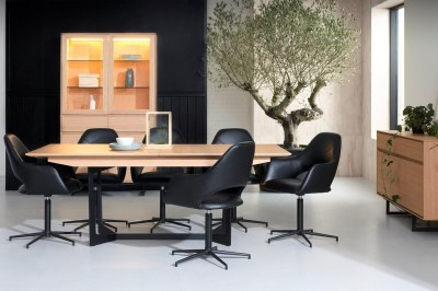 Jídelní stůl Aage rozkládací 200-250, dub