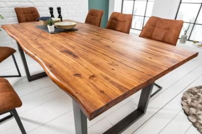 Jídelní stůl Evolution 180cm antracit