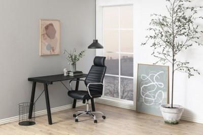 Kancelářská židle Natalija černá