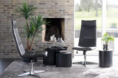 Kancelářská židle Brin černá