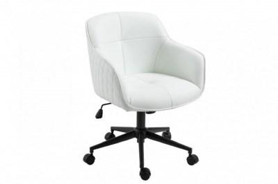 Kancelářská židle Natasha bílá