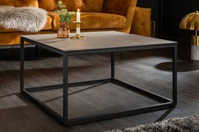Keramický konferenční stolek Sloane 75 cm beton