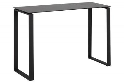 Keramický toaletní stolek Nefertiti 110 cm černý