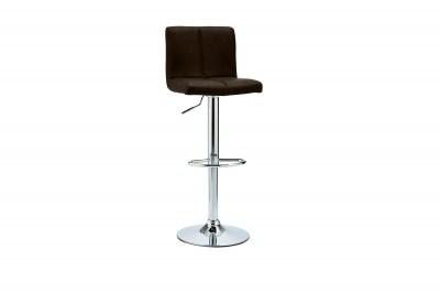 Luxusní barová židle Aesop, tmavohnědá
