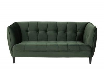 Luxusná sedačka Nixie lesno zelená