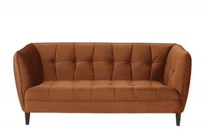 Luxusní sedačka Nixie měděná