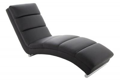 Luxusní relaxační křeslo Nana černé