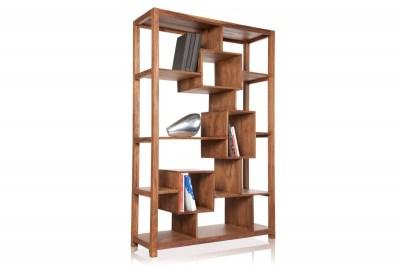 Luxusní regál Timber 180 cm, Sheesham