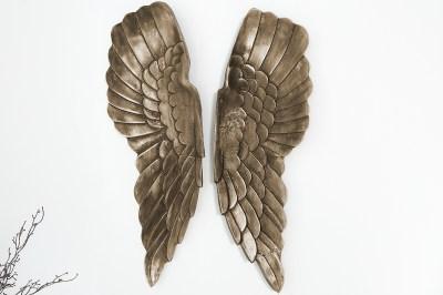 Nástěnná dekorace Angel 65 cm