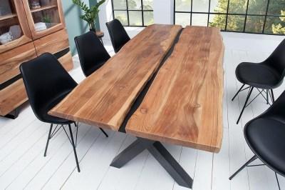 Luxusní jídelní stůl Argentinas 200cm z masivu