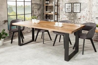 Luxusní jídelní stůl Thunder 180 cm mango