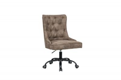 Kancelářská židle Jett světle hnědá