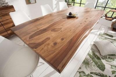 Luxusní jídelní stůl Massive S 200cm Sheesham
