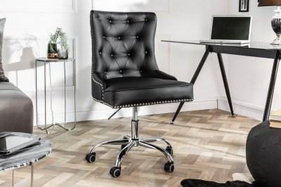 Kancelářská židle Jett černá