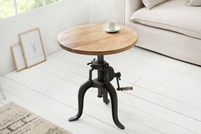 Odkládací stolek Franklin, 50cm, mango