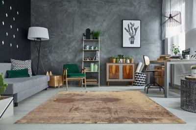 Designový koberec Batik 240x120 cm / písková
