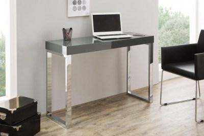 Psací stůl Laptop / šedá