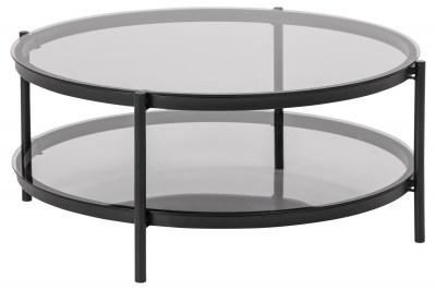 Moderní konferenční stolek Ahearne kouřová