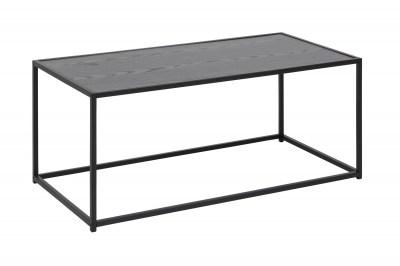 Moderní konferenční stolek Akello černá