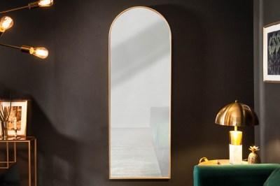 Nástěnné zrcadlo Cason 170 cm zlaté