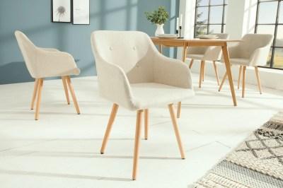 Designová židle Norway přírodní