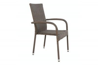 Stohovatelná zahradní židle Quinton