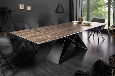 Rozkládací jídelní stůl Brock rez 180-260 cm